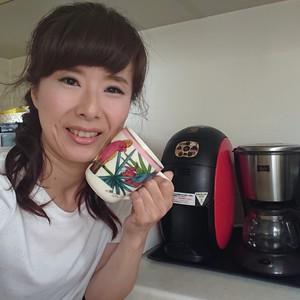 教えて☝リナコ先生~水分は、ほぼコーヒーだけ!
